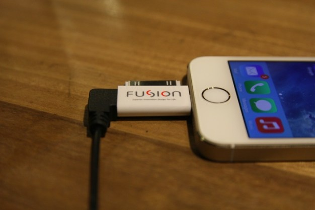 Fusion Wireless Charger and Receiver 12