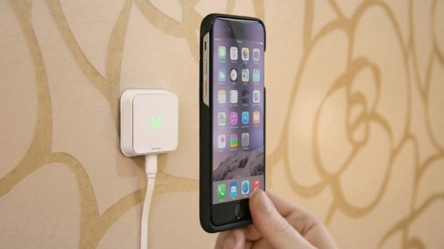XVIDA qi wireless wall mount