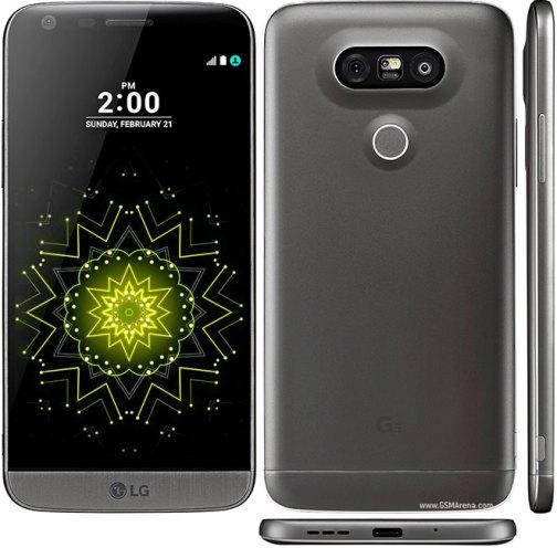 LG G6 LG G5
