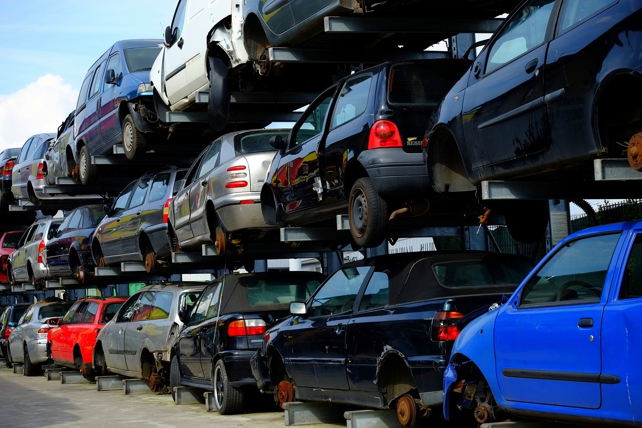 All we need to know about car scrap yards -