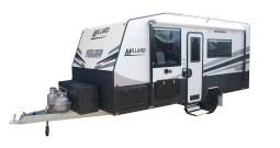 2020 Millard Toura Caravan 17ft2in