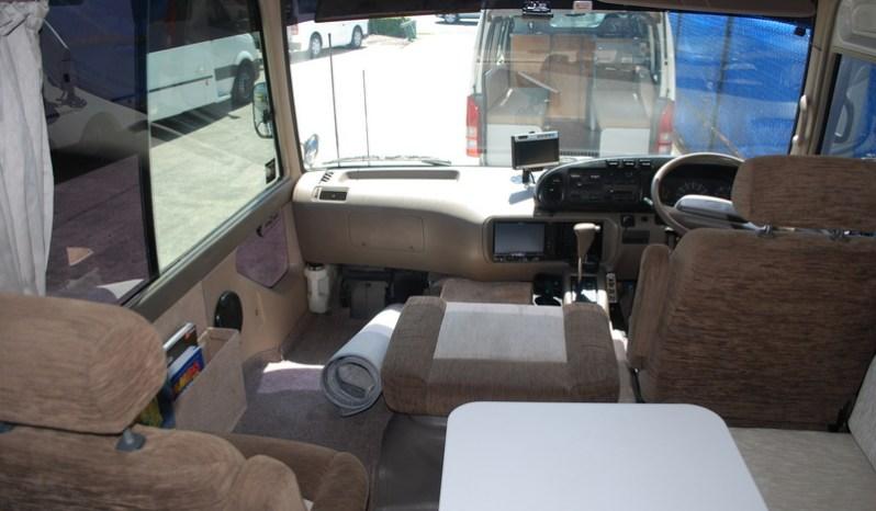 1995 Toyota Coaster Motorhome full
