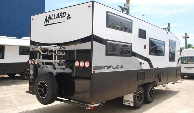 2020 Millard M-Flow Bunk Van 22ft full