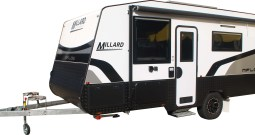 2021 Millard M-Flow Caravan 18ft4in