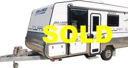 Millard Toura CD Caravan 1760 18ft 2in