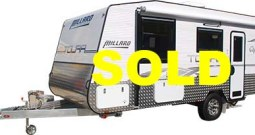 Millard Toura 1760 RD Caravan 18ft 2in