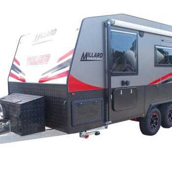 2020 Millard Toura Caravan 19ft 2in
