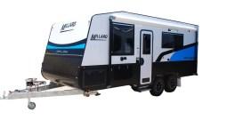 2020 Millard M-Flow Caravan 20ft4in