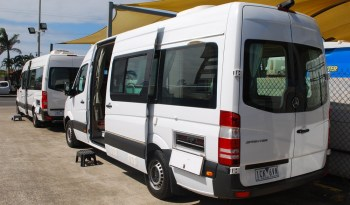 2014 Kea Nomad 2+1 Campervan full