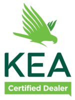 KEA Certified Dealer