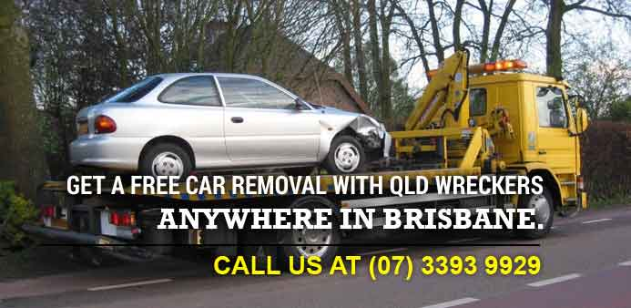 Scrap Car Removal brisbane