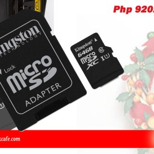 Kingston-64GB-Class10-UHS-I-Professional-SD-Card