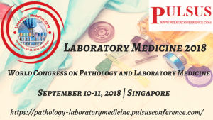 World Congress On Pathology And LaboratoryMedicine