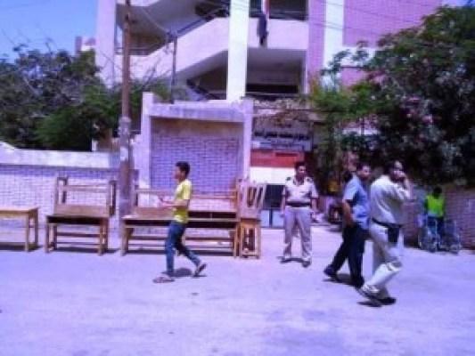هدوء أمام لجان الانتخابات  التكميلية لمجلس النواب بالفيوم
