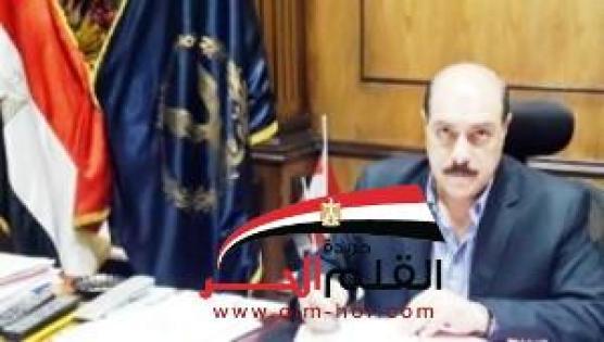 اللواء / ناصر العبد مساعدالوزير مديرامن الفيوم