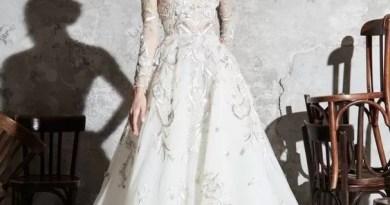 فساتين زفاف من تصميم زهير مراد 2020 للعروس المميزة