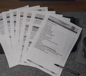 Vorlage Checkliste QM