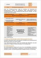 Vorlage Verfahrensanweisung Kontext der Organisation