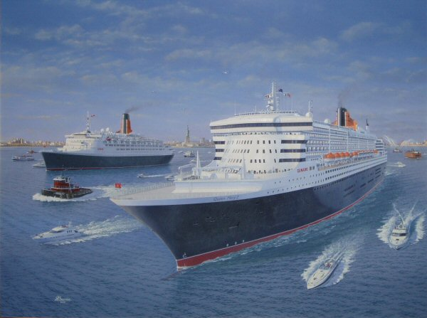 QM2 Pictures Gallery