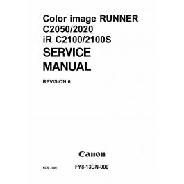Canon imageRUNNER iR C2050 C2020 C2100 C2100S 2050 2020