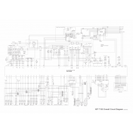 KIP 7100 Circuit Diagram