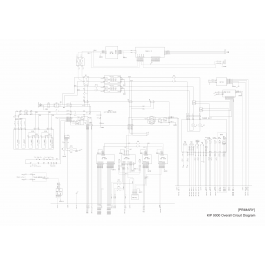 KIP 9000 Circuit Diagram