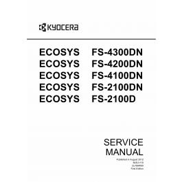 KYOCERA LaserPrinter ECOSYS-FS-4300DN 4200DN 4100DN 2100DN