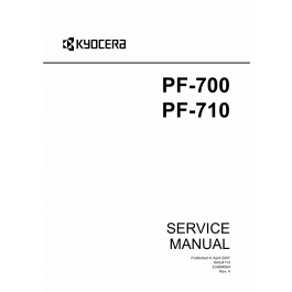 KYOCERA Options Paper-Feeder-PF-700 710 KM-C2525E C3225E