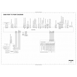 RICOH Aficio MP-1900 D096 Circuit Diagram