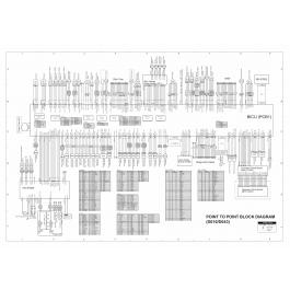 RICOH Aficio MP-2580 MP2500LN 2500 D010 D043 Circuit Diagram
