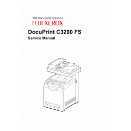 Xerox DocuPrint C3290 FS Fuji Color-MultiFunction-Printer