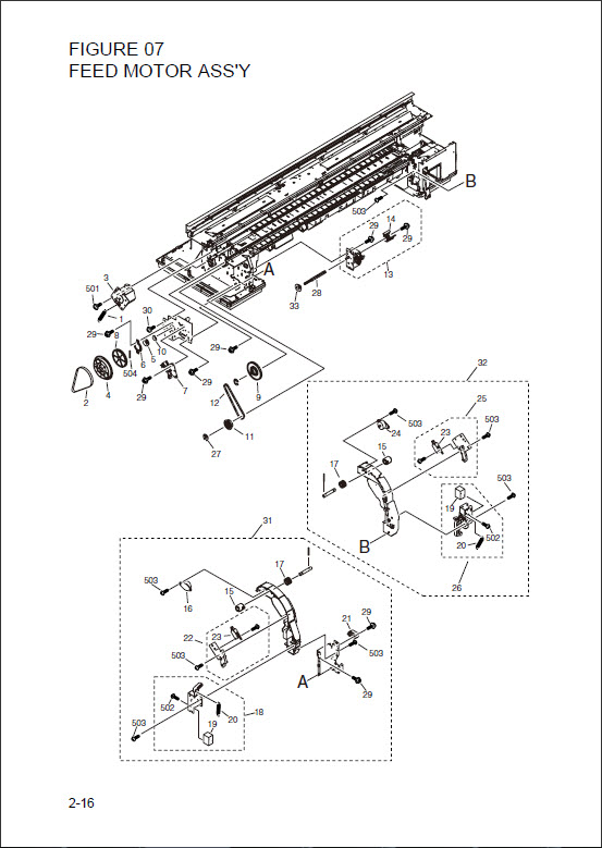 Canon iPF 8100 iPF 8000S iPF 8000 PARTS CATALOG