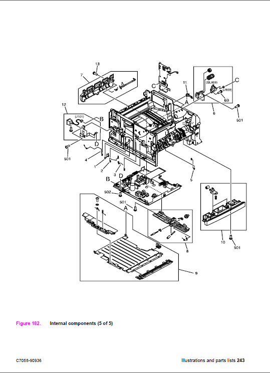 HP LaserJet 2200 Service Manual