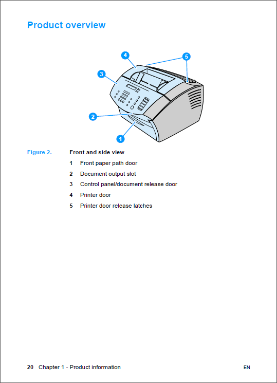 HP LaserJet 3200 3200m ALL IN ONE Service Manual