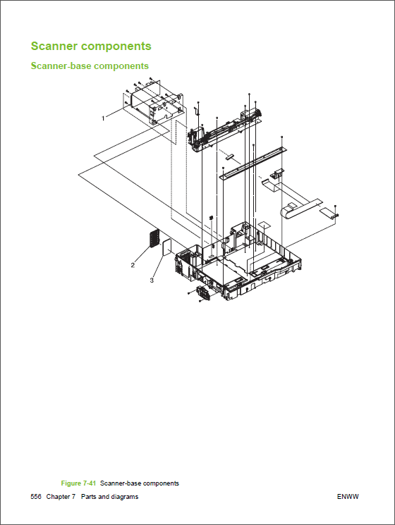 HP LaserJet M4345 MFP Service Manual