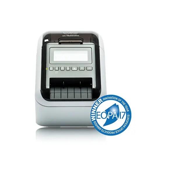 brother ql-820nwb label printer