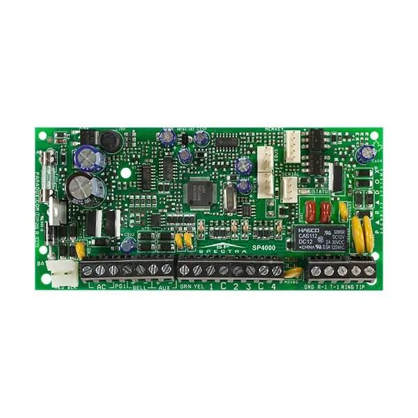 SP4000 paradox control panel