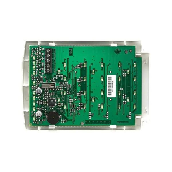 K10H Paradox Hardwired LED Keypad