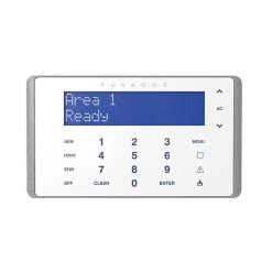 K656 Paradox Touch Sense Keypad