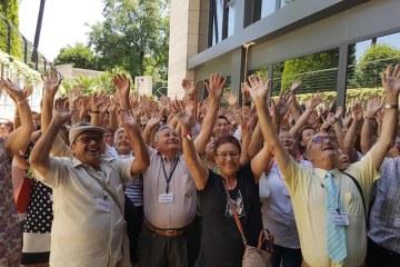 Mayores voluntarios maltrato