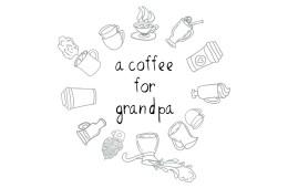 café personas mayores