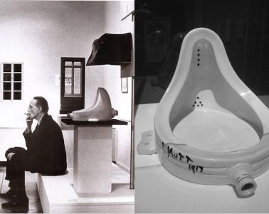 Orina Marcel-Duchamp