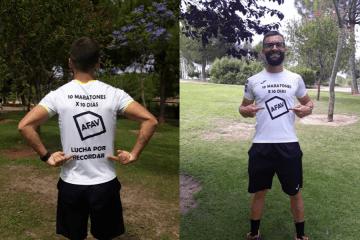 maratones por el alzheimer