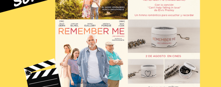 ALZHEIMER pelicula remember me