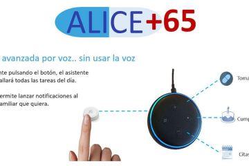 teleasistencia salud Alice+65 - IP