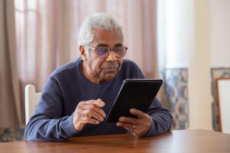 tablets personas mayores