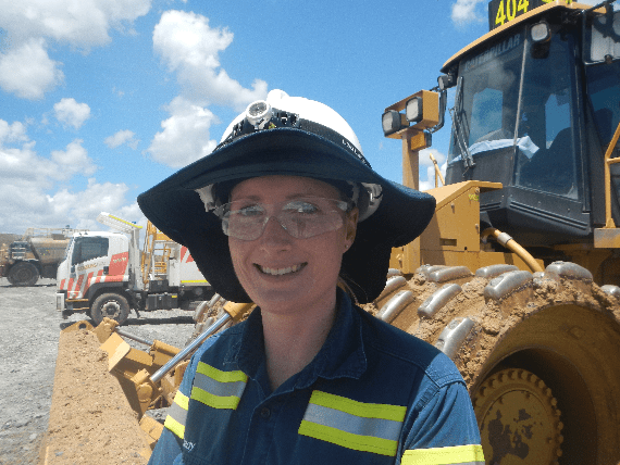 Hail Creek Mine Project Lead Wins Resources Award For Women