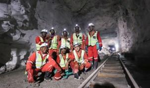 Underground mine jobs