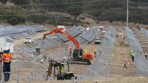 FRV Royalla Solar Project