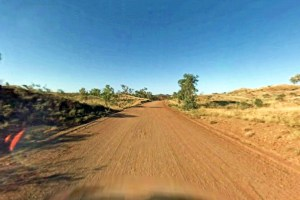 Marble Bar Road near Newman WA